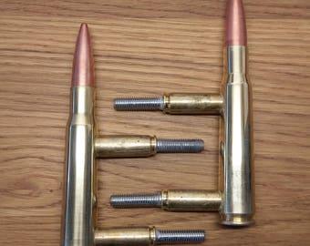 Handmade Genuine 50. Caliber BMG Bullet cabinet door handle