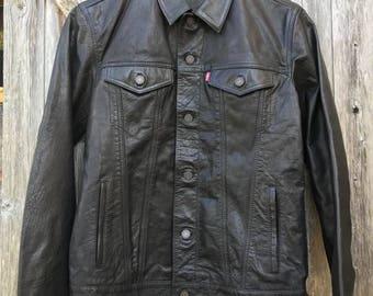 LEVI jacket ' S new leather