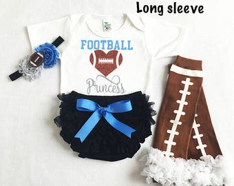 baby girl detroit lions football - detroit lions baby - detroit lions baby girl football - football leg warmers - lions baby girl outfit