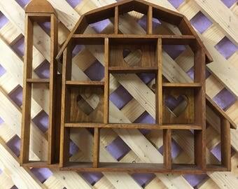 Shadow box, Barn, Collectibles, Shadow box barn, Farm, Collectables, Handmade