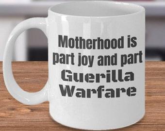 Mom Coffee Mug, Motherhood Mug, Funny Mom Mug, Mugs for Moms, Mug for Mom, Funny Coffee Mug Mom, Funny Mom Gift, Gifts for Mom, Mom Mugs