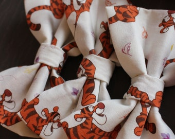 Tigger Inspired Hair Bow