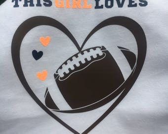 Bronco Girl T-Shirt