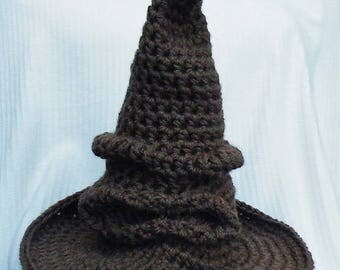 The Sorting Hat. Harry potter, harry potter costume, sorting hat, harry potter sorting hat, harry potter costume, Harry Potter fan gift,