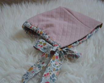 crush liberty betsy porcelain and pink fleece