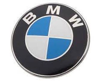 Genuine BMW Front Bonnet/Hood Badge 51148132375