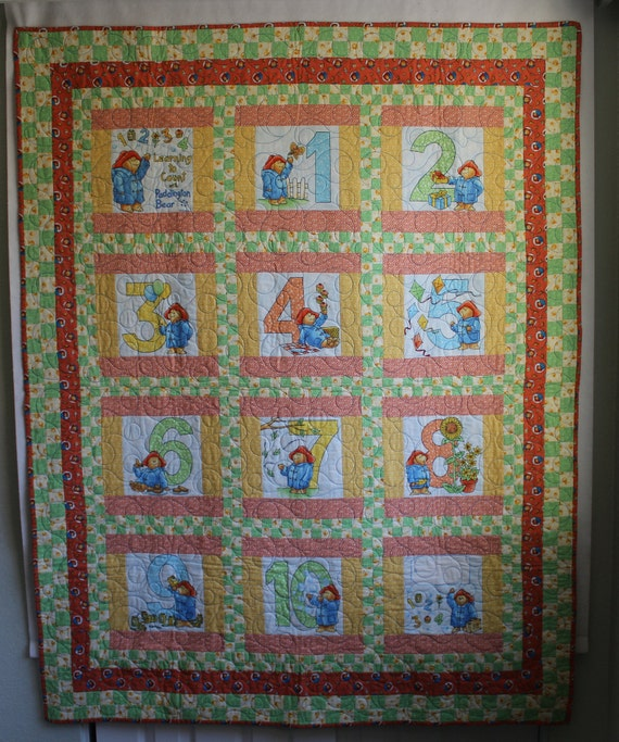 Paddington Bear Quilt : paddington bear quilt - Adamdwight.com