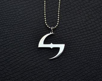 Evanescence Pendant Stainless Steel Evanescence Necklace Evanescence Symbol Evanescence Logo Evanescence Merch