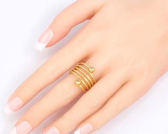 A lovely Ethiopian ring