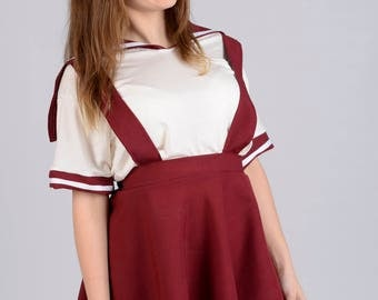 Ribbobasics Set (Burgandy)
