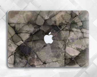 Dark Marble Macbook Pro Case Macbook Hard Case, Macbook Air case Macbook Air 11 case Macbook Air 13 Macbook Pro 15 Macbook 12 Stone case