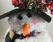 SNUFFY SNOWBOY-SoFT, WeIGHTED,SwEET