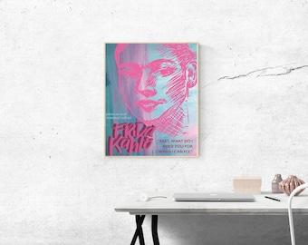 Frida Kahlo Print