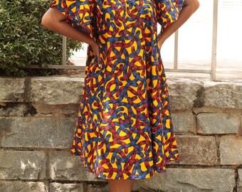 Asam-pete Dress
