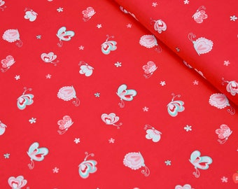 Butterfly Fabric, Fabric By The Yard Cotton Fabric Online Quilt Fabrics 100% Cotton Fabric Quilting Fabric Apparel Fabric Riley Blake Fabric