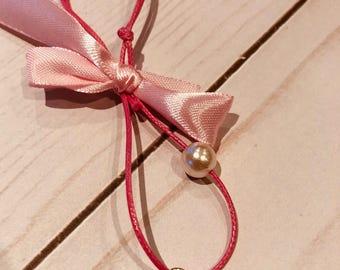 Witness bracelet in hot pink ( Martirika )