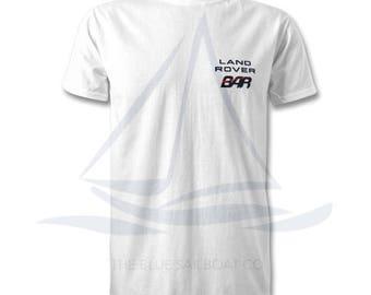 Land Rover Sailing Academy BAR T Shirt, Classic, Novelty T-Shirt, Cars, Novelty Gift, Defender T-Shirt, Land Rover T-Shirt Adults
