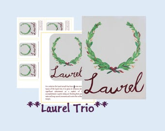 Young Women Laurel Symbol **Digital File** New Beginnings Young Women in Excellence LDS