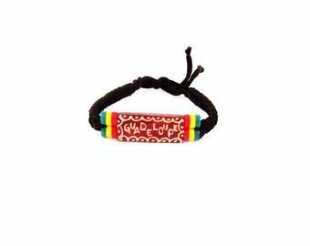 Guadalupe bracelet