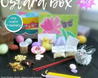 Ostara Sabbat Kit