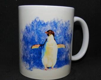 Hug Mug. A perfect cup for a rainy day.