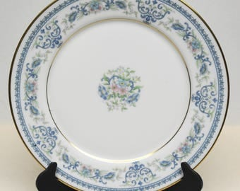 "OXFORD BONE CHINA ""Fontaine"" by Lenox, Bread & Butter Plate"