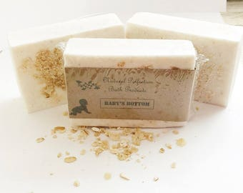 Baby's Bottom Shea Butter Soap