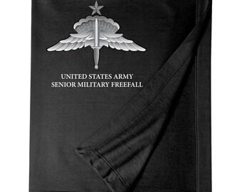 Senior HALO Embroidered Blanket-7803