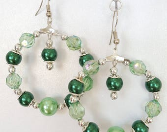 St. Patrick's Day Earrings