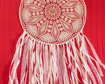 Dreamcatcher hand crafted Made in ITALY (EXTRA LARGE)