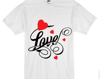 "Creative T-Shirts | ""Love"" 