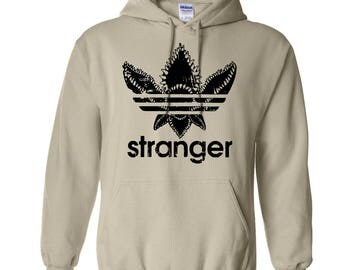 Stranger Hoodie - Adidas Demogorgon Hoodie. 7 different colors. S-3XL.
