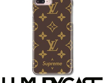 Supreme, iPhone 7 Plus case, Louis Vuitton, iPhone 6S Case, iPhone 8 Plus Case, Supreme, iPhone 7 case, LV, iPhone 8 Case, 115