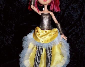 Steampunk OOAK Doll