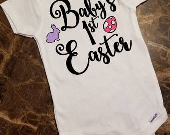 Easter Bodysuit for babies
