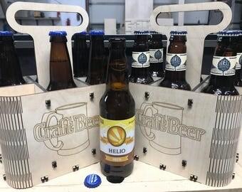 Craft Brew Beer Caddy