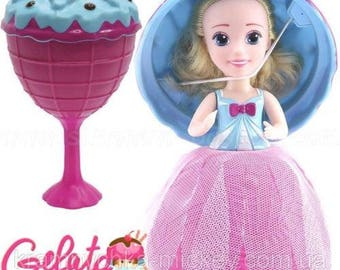 Gelato Surprise Princess Scented Doll(Lot of 3 )