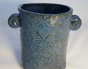 Blue Dragonfly Vase - 1.2L