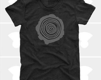 Tree Rings - Women Shirt