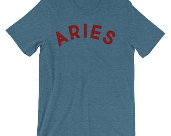 Aries Zodiac Shirt Aries Shirt Aries Zodiac Sign Aries Gift for Aries Astrology Aries Gift Gifts for Aries Brandy Melville Aries Birth Sign