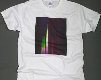 Glitch Shirt (abstract darkness)