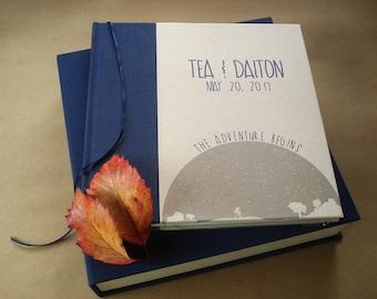 Wedding Photo Booth Album Guest Book · Personalized Wedding Scrapbook · Photobooth Guestbook · Wedding Guestbook · Marriage Keepsake Album