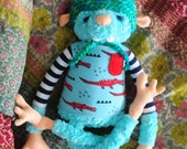 Zamoo the Woogle Monster