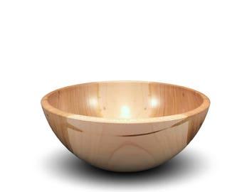 The Simpleton - Handmade Wood Bowl - Cherry Wood - Food Safe