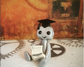 Graduation Robot