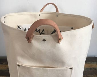large dja. original tote