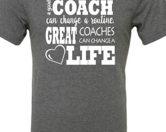 Gymnastics Shirt - Gymnastics Coach - Gymnastics Gift - Gymnastics Coach Shirt - Gymnastics Coach Gift - Christmas Gift - Gift for her