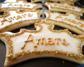 Royal Prince or Princess Cookies