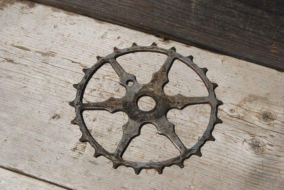 Vintage Skiptooth Bicycle Sprocket Vintage Bicycle Parts