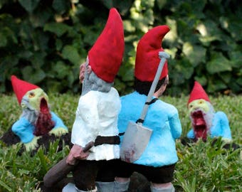 Zombie Gnomes: Lawn of the Dead